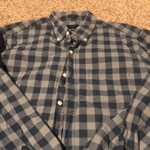 Jcrew button down